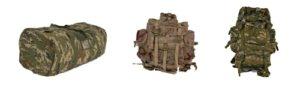 Vojničke torbe, ruksaci i rančevi