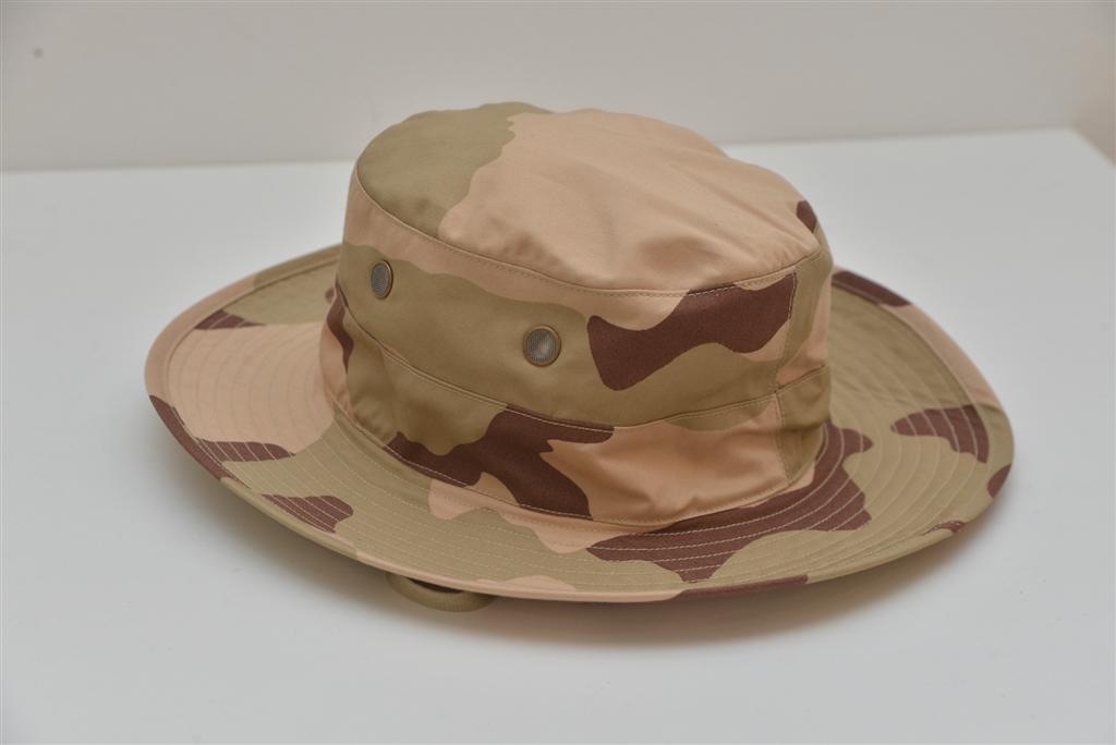 Maskirni šešir boje pustinje