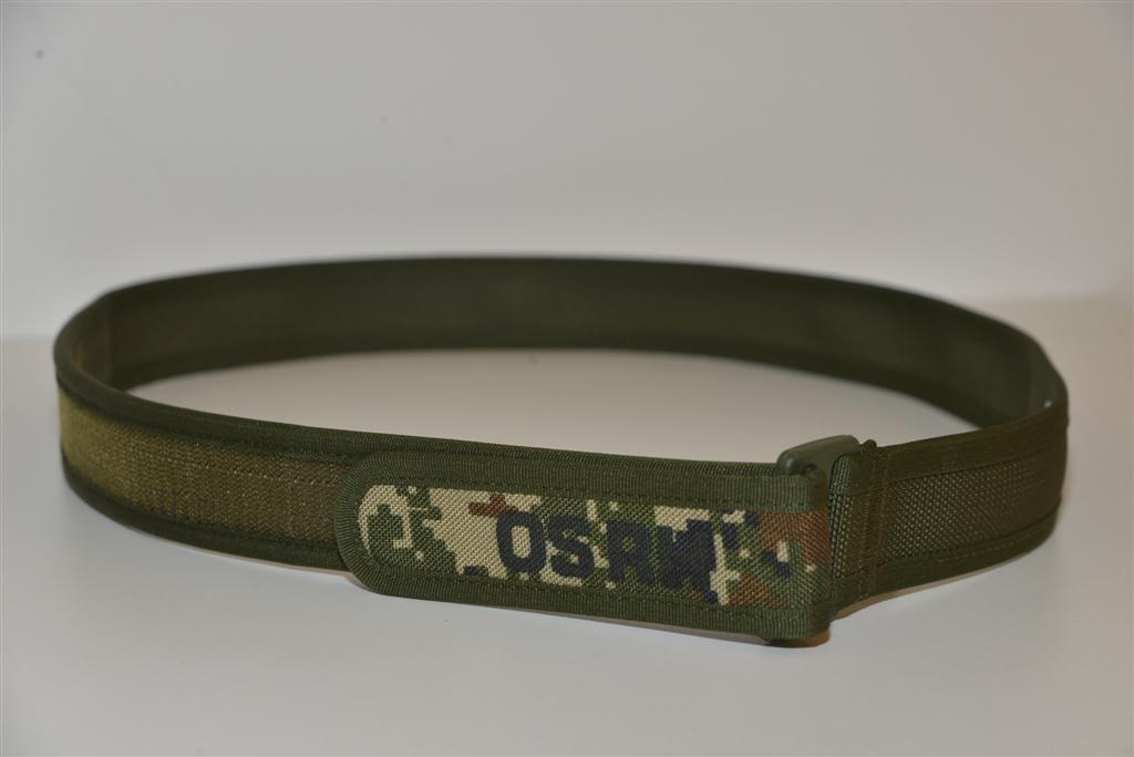Vojnički remen zelenog digitalnog tiska OSRH