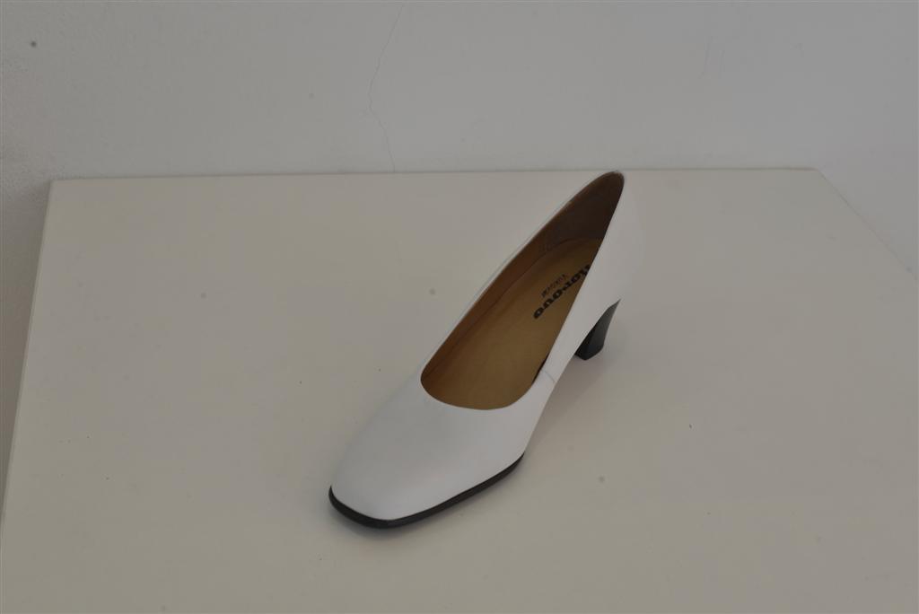 Cipele ženske službene niske HRM bijele