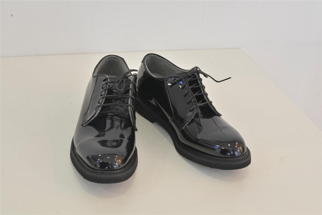 Cipele lakirane Watterhorn crne