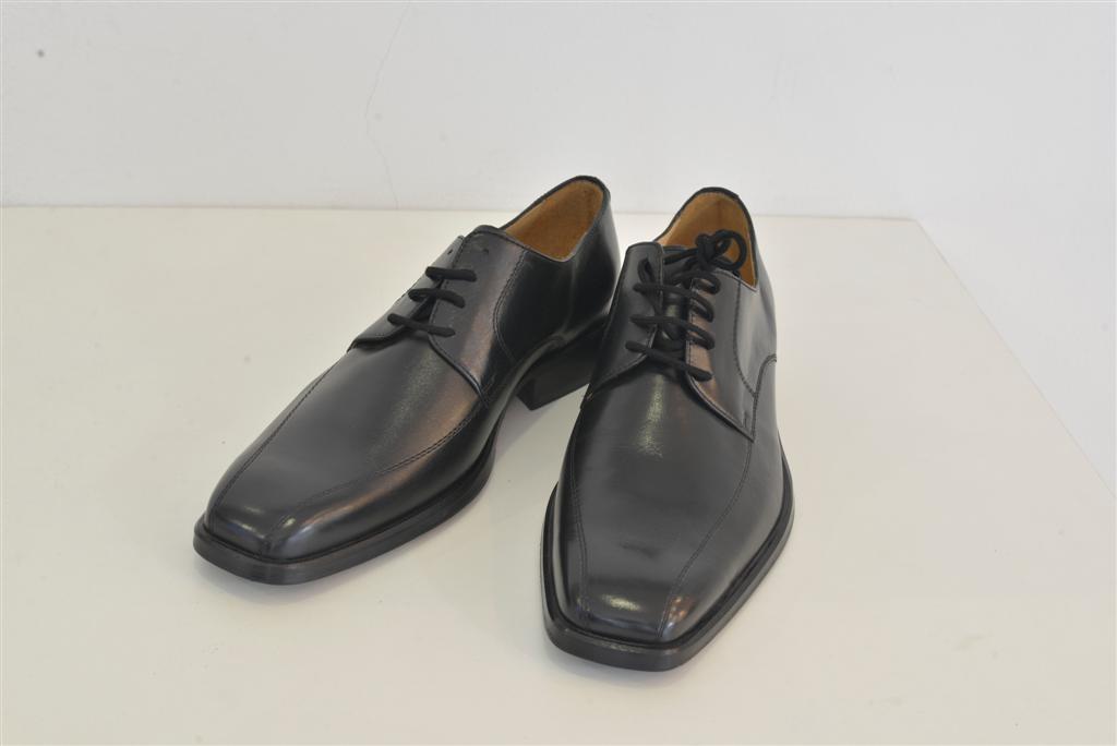 Cipela muška službena niska crna