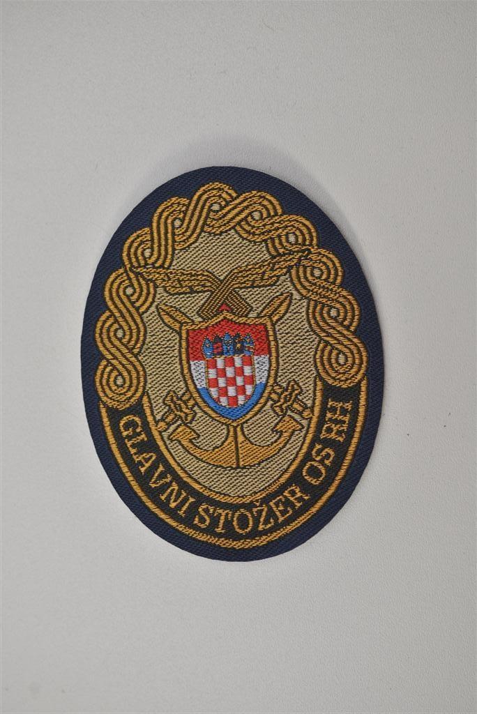 Rukavna oznaka brigade u boji