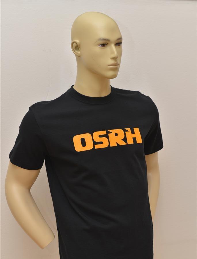 T-shirt majica s natpisom OSRH