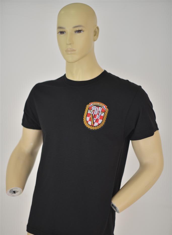 T-shirt majica s aplikacijom oznake