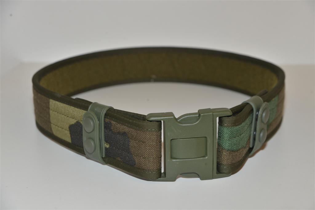 Opasač maskirni zeleni M-150
