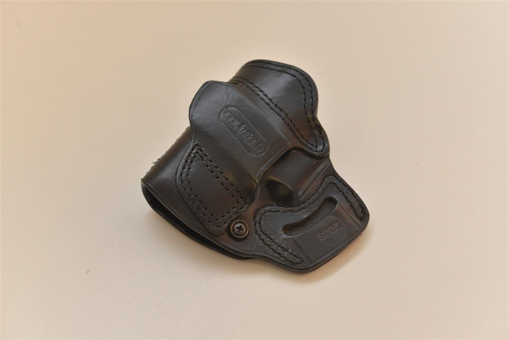 Kožna futrola za HS compact sa montažom na remen