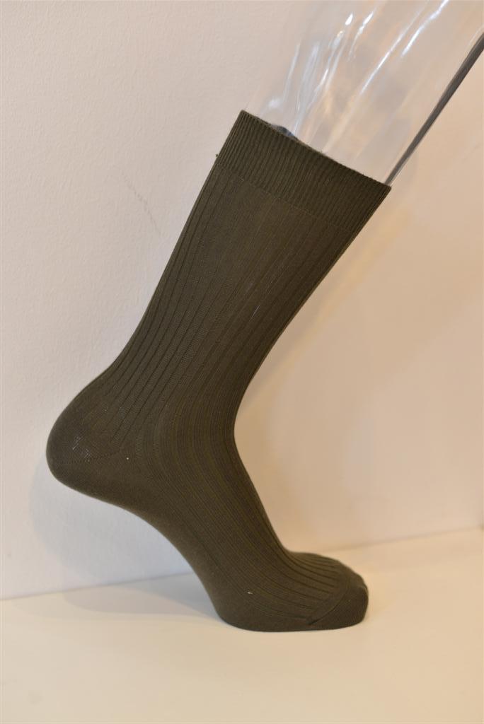 Čarapa vojnička zelena