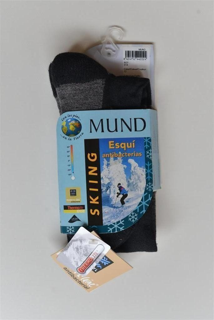 Čarapa Skiing antibacterial
