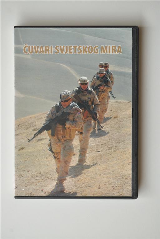 DVD Čuvari svjetskog mira