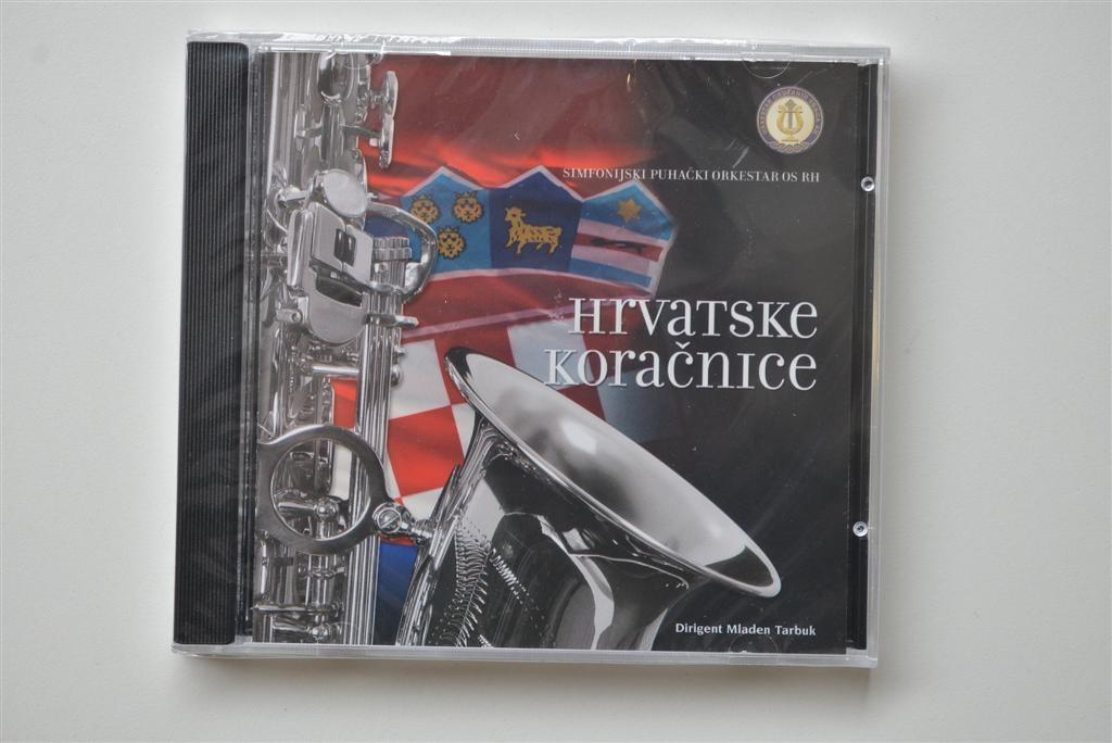 CD Hrvatske koračnice