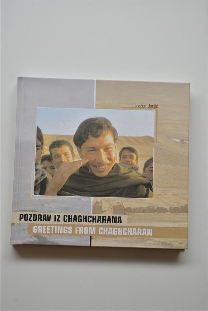Knjiga - Pozdrav iz Chaghcharana