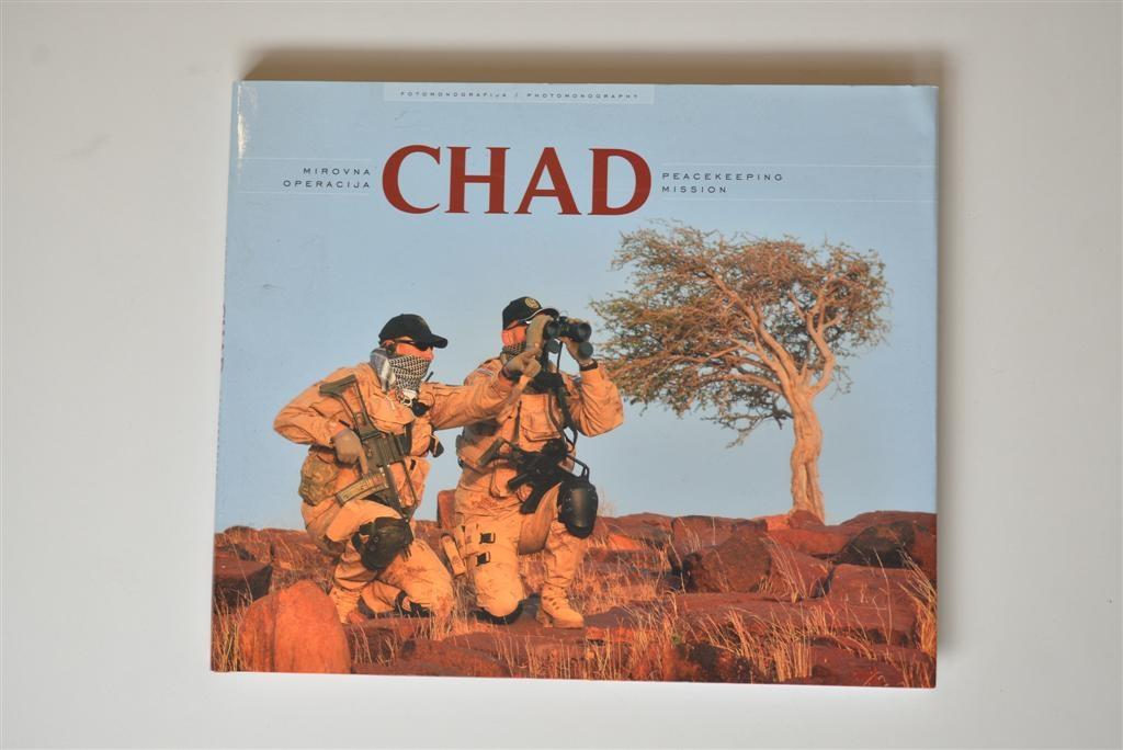 Fotomonografija - Mirovna operacija Chad