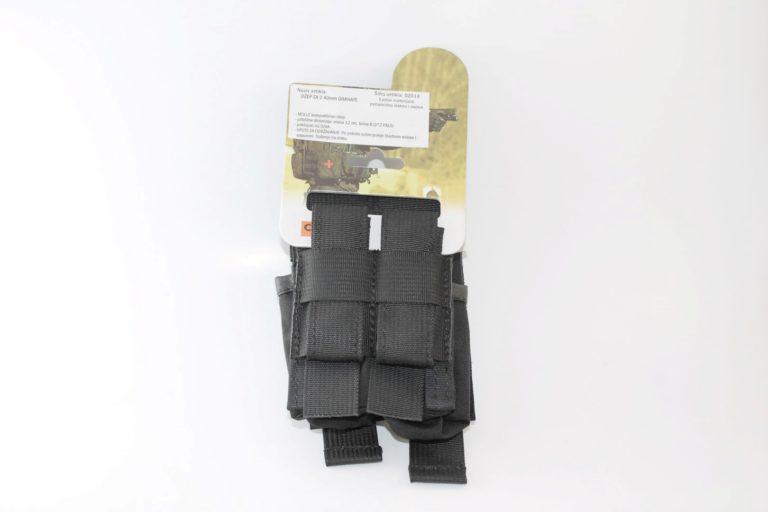 Džep za 2 pištoljska spremnika