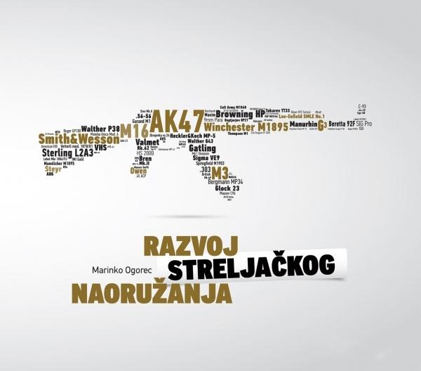 Knjiga Razvoj streljačkog naoružanja