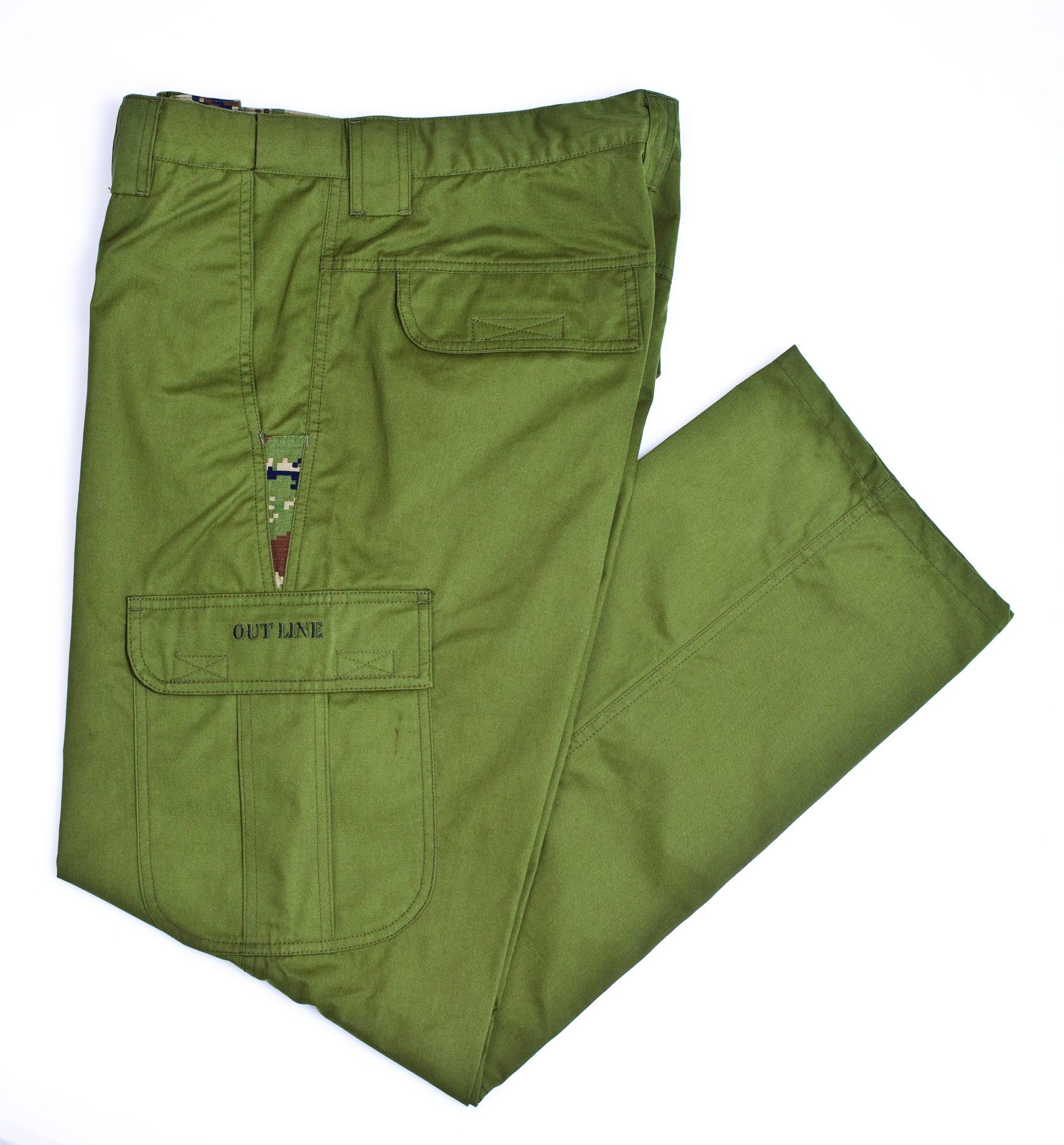 Muške duge hlače OUT LINE