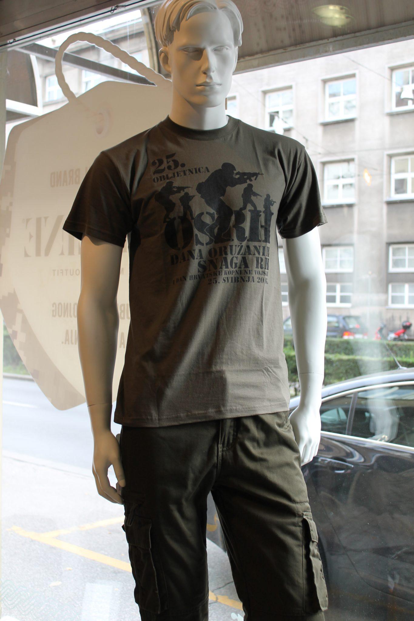Muška majica Dan OSRH