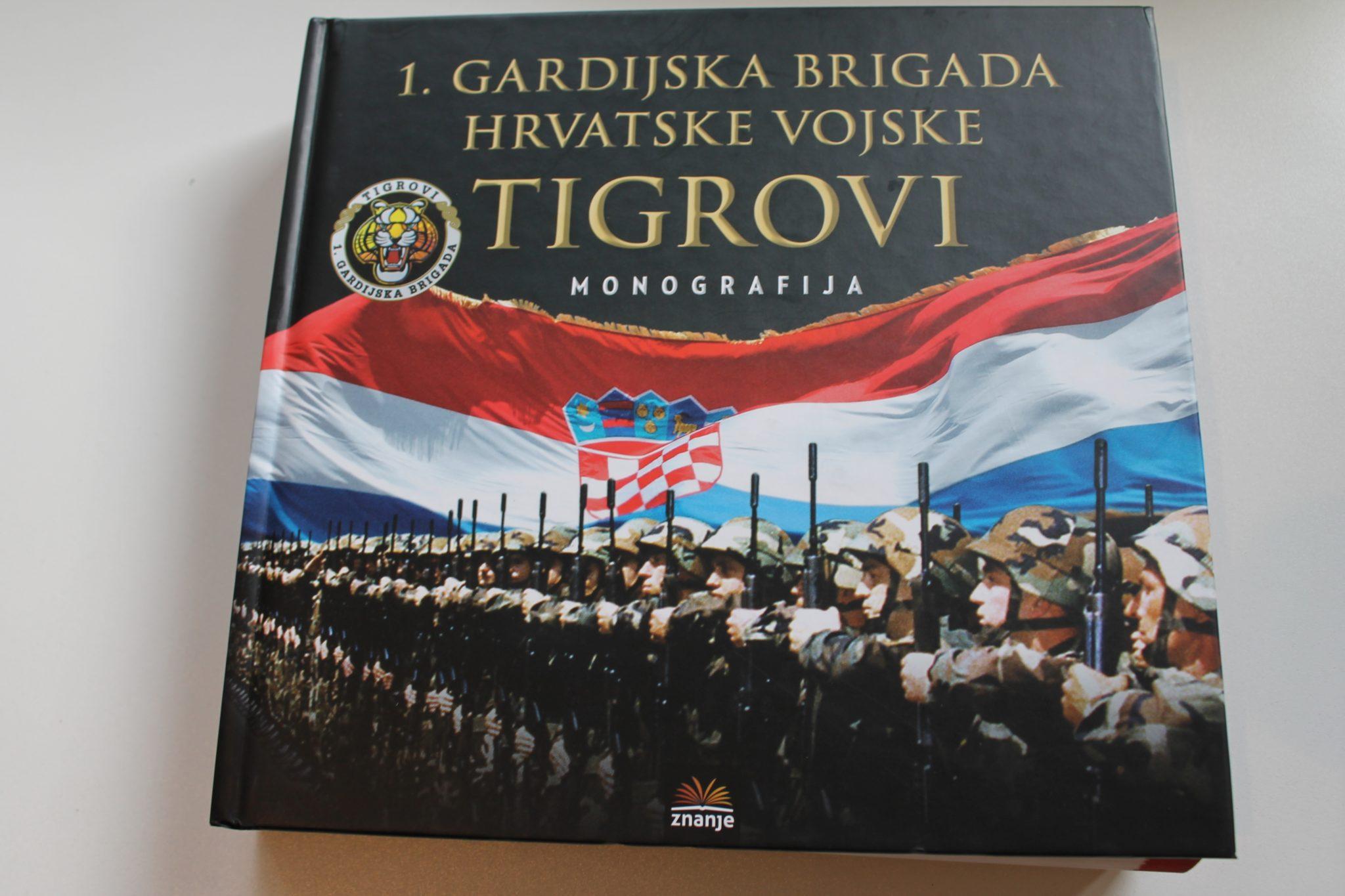 1.Gardijska brigada hrvatske vojske - Tigrovi